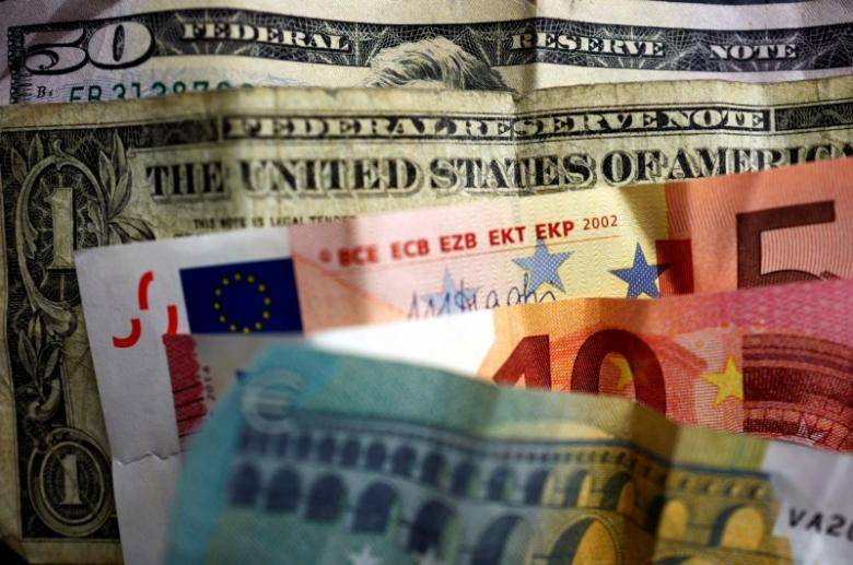Euro zone annual growth exceeds US