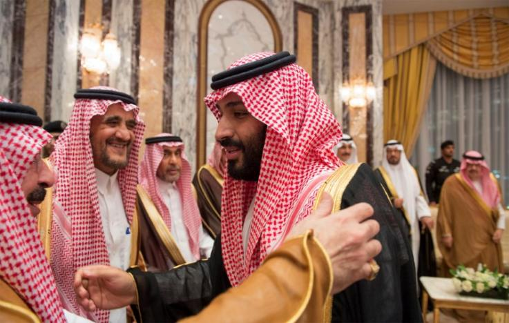 Saudi king empowers favorite son in succession shake-up