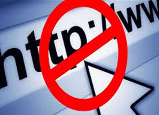 Total number of blocked sites reach 101 in Egypt