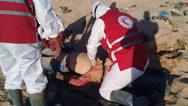 Egyptians found dead in desert between Egypt, Libya: Libyan Red Crescent