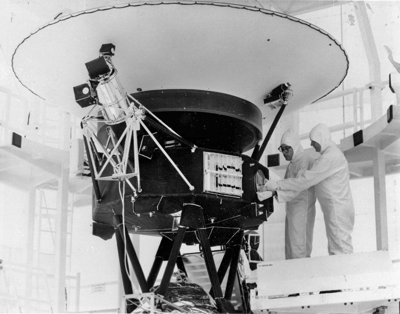 NASA, PBS marking 40 years since Voyager spacecraft launches
