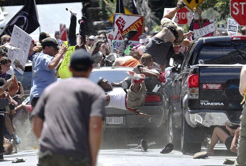 3 dead, dozens injured, amid violent white nationalist rally