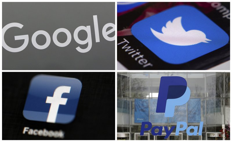 Tech companies banishing extremists after Charlottesville