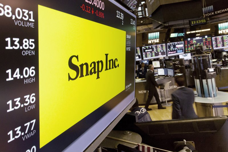 Snap Shares Plummet After Tech Company Misses Expectations
