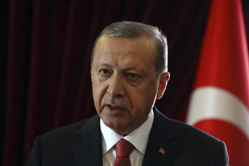 Erdogan blasts 'scandalous' United States indictment of Turkish bodyguards