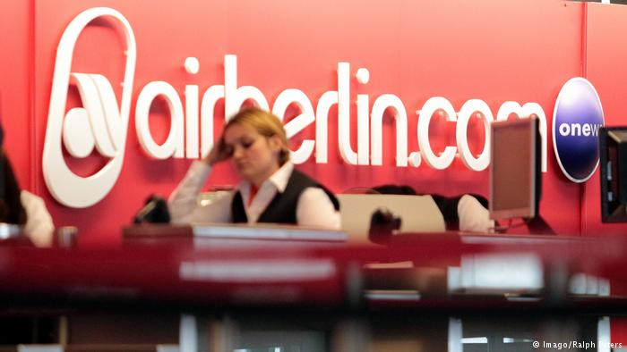 Air Berlin's flights to cease this month