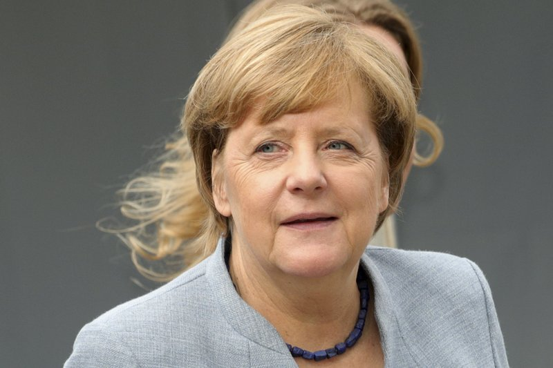 Merkel wants EU aid cut to Turkey for democratic backsliding