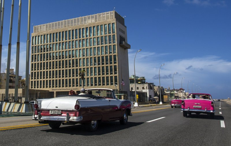 USA expels 15 Cuba officials after mysterious attacks