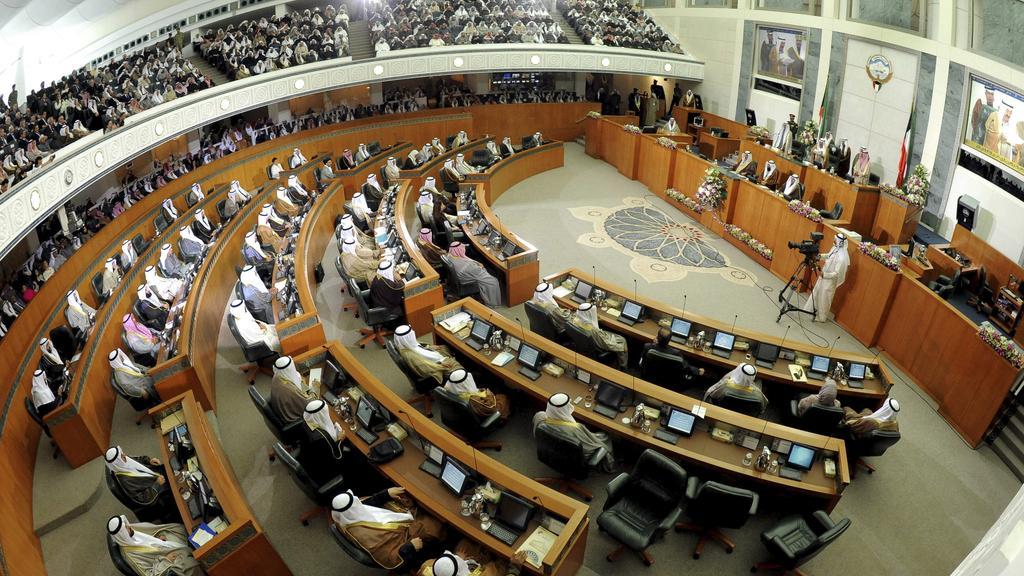 Kuwait's ruling emir orders Cabinet dissolved amid turmoil - Egypt ...