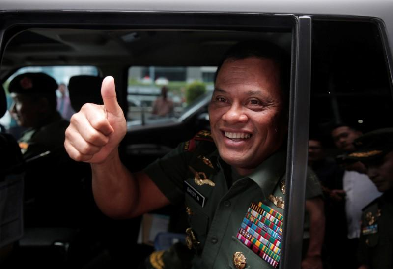 Jakarta seeks answers as army chief denied entry to US