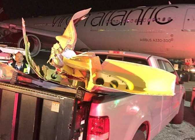 2 planes clip wings at JFK airport, officials say