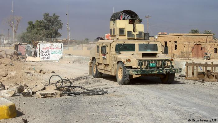 Iraq launches operation to clear last ISIS holdouts from desert