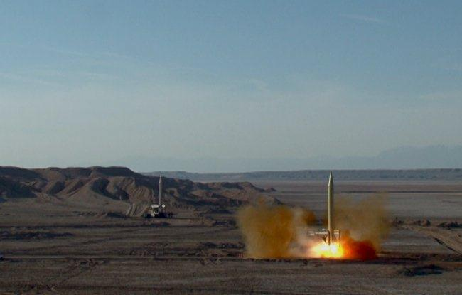 Iran replies to pressure from Europe with threats of increasing missile range