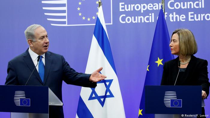 Jerusalem Must be Capital of Two States — EU to Netanyahu