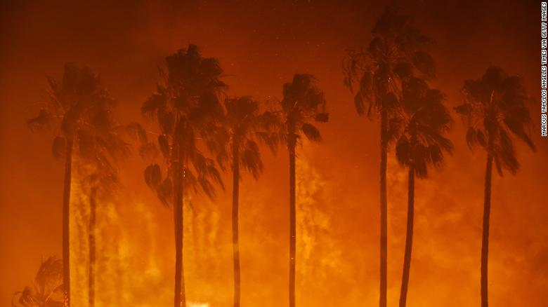 Video: Los Angeles faces biggest fire danger ever