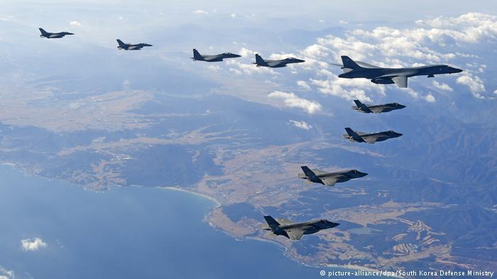 North Korea says war with United States is 'inevitable'