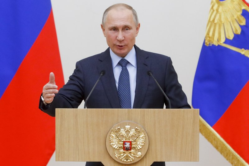 Putin launches $27B Arctic LNG project