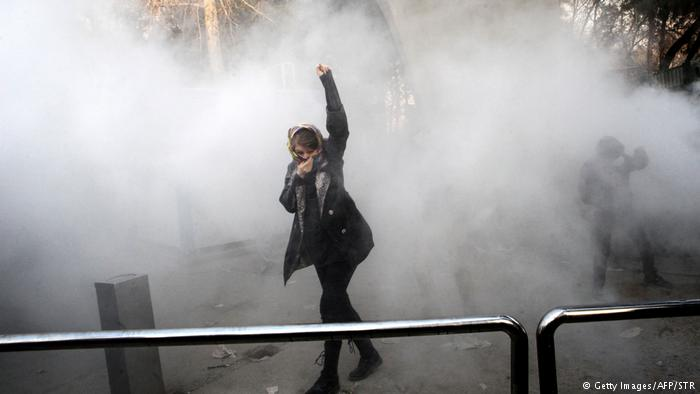 Iran protests: How has the Middle East reacted?