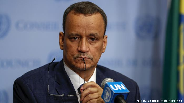 Top UN mediator for Yemen steps down