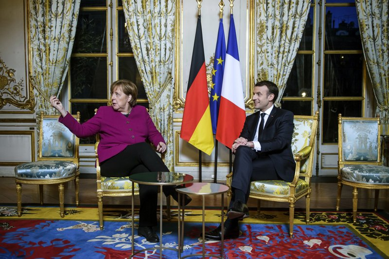 Germany's 2 Rival Political Parties Agree To Coalition Talks