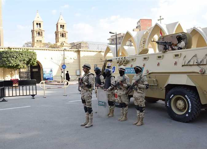 Egypt's Coptic Christians to consecrate huge new cathedral