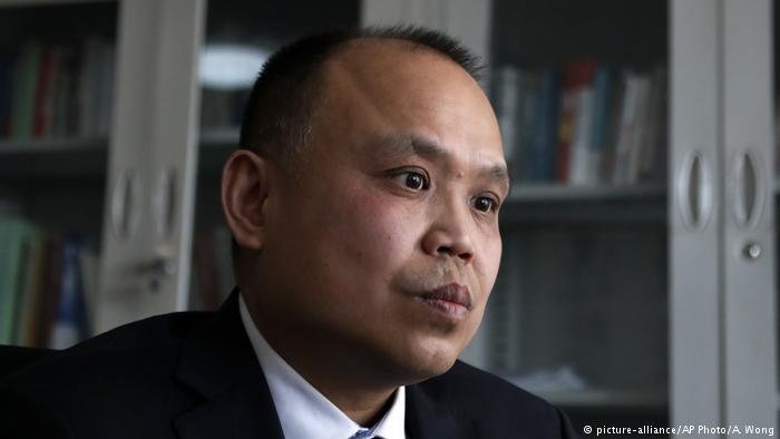 China detains prominent human rights lawyer and Xi Jinping critic