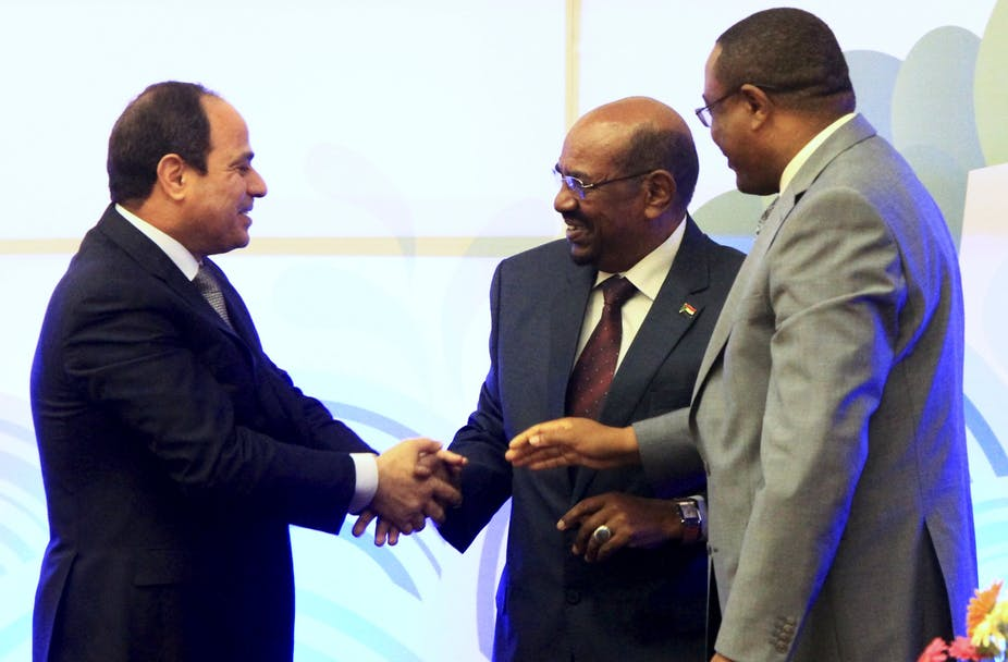 Ethiopia, Egypt, Sudan Nile dam talks begin