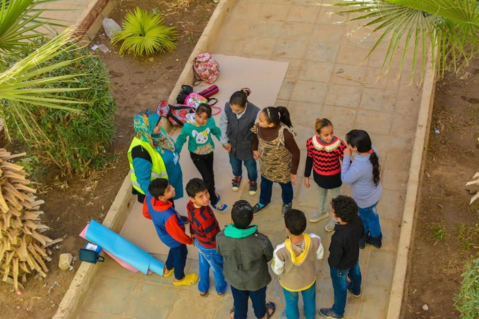 400 children participate in activities against gender discriminstion