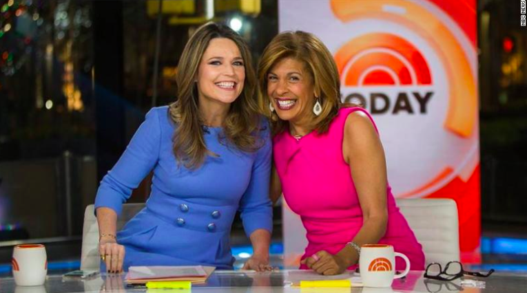 NBC names Hoda Kotb as Lauer replacement on 'Today'