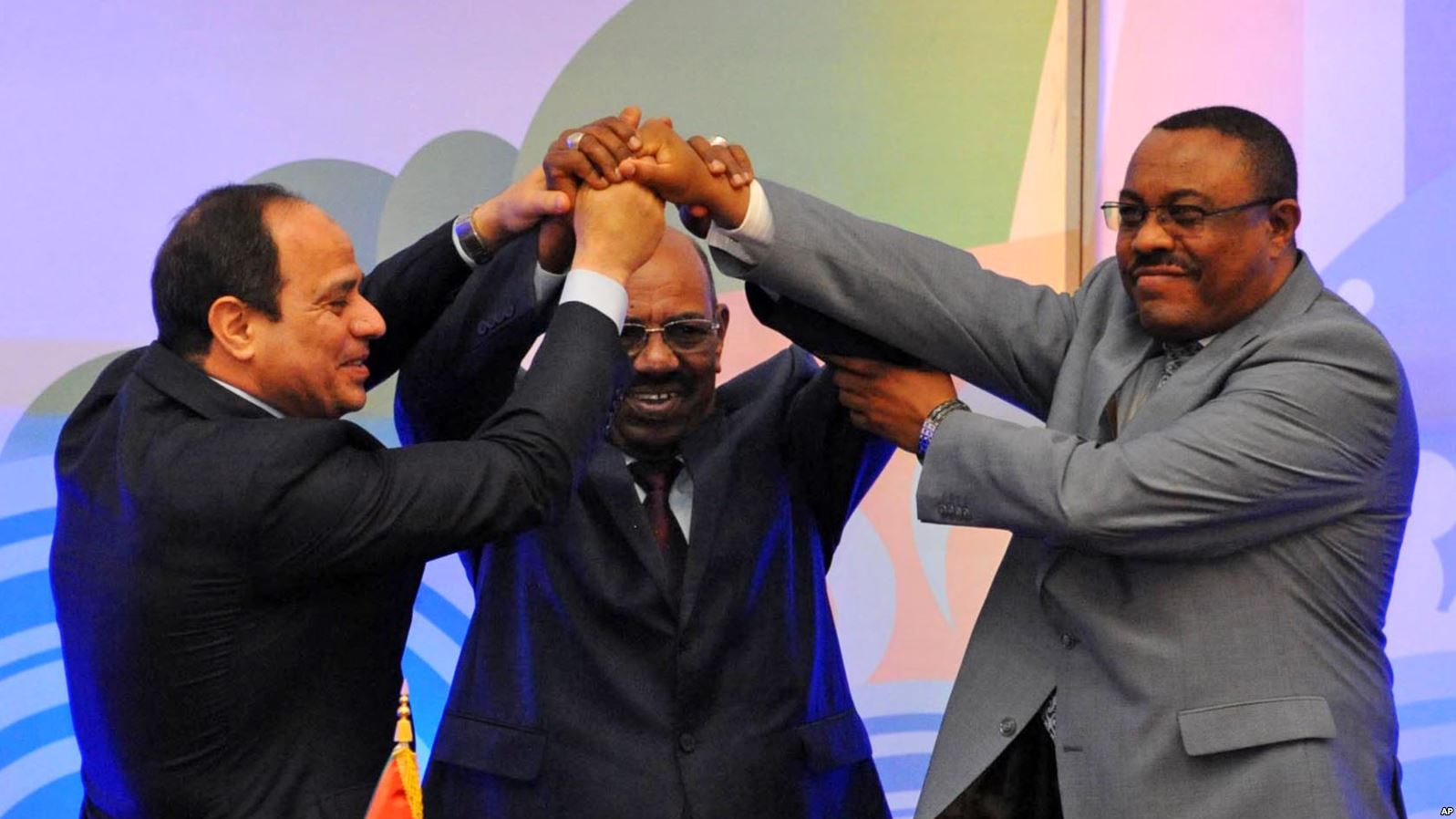 Ethiopia, Egypt and Sudan leaders met over Nile dam impasse