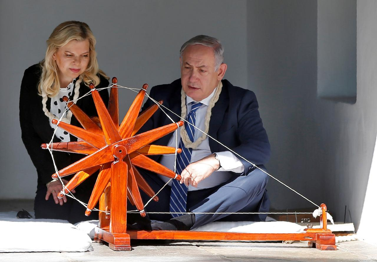 Netanyahu: Israel-India guided missile deal back on track