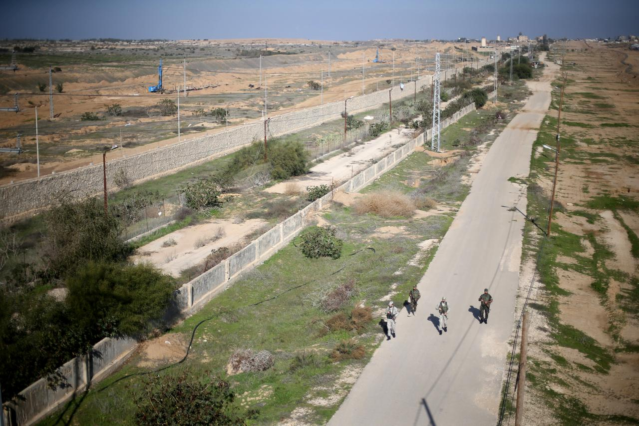 Israel confirms it destroyed Hamas tunnel under key Gaza crossing
