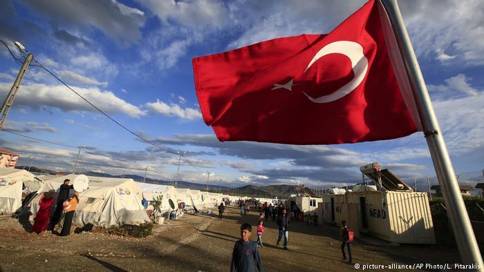 Turkish leader vows wider offensive against Kurdish militia