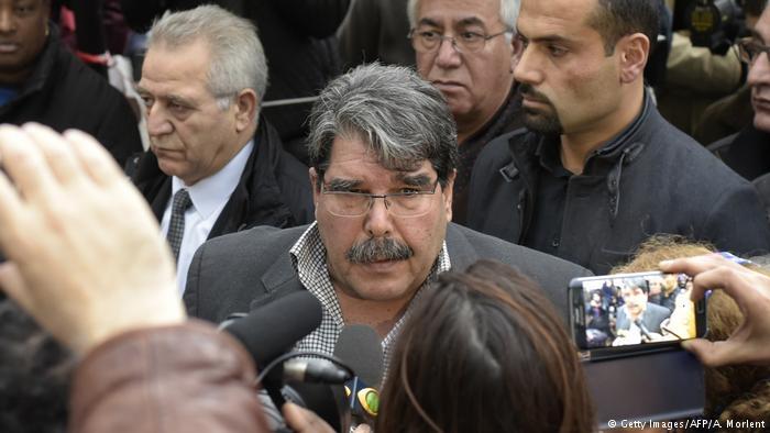 Syrian-Kurdish leader arrested in Prague on Turkish warrant