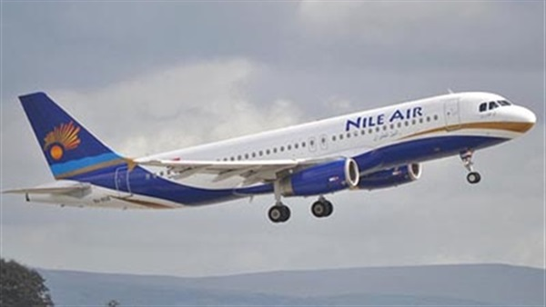 Nile Air Plane flies back to Cairo airport due to technical error