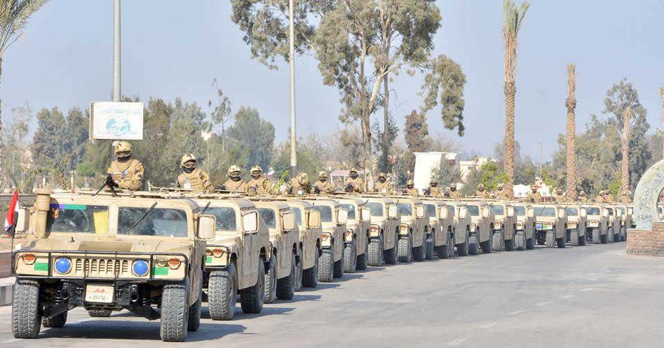 Egypt, Gulf countries perform joint military training in Saudi Arabia