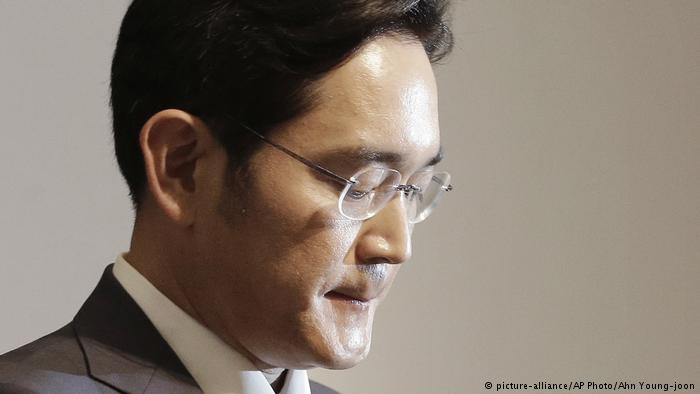 Samsung chief's prison sentence has been suspended