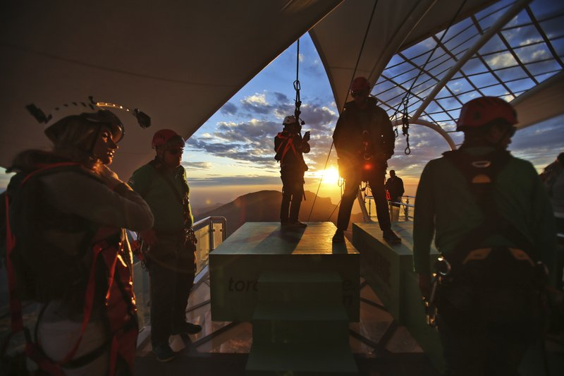 World's longest zipline in UAE sets Guinness World Record