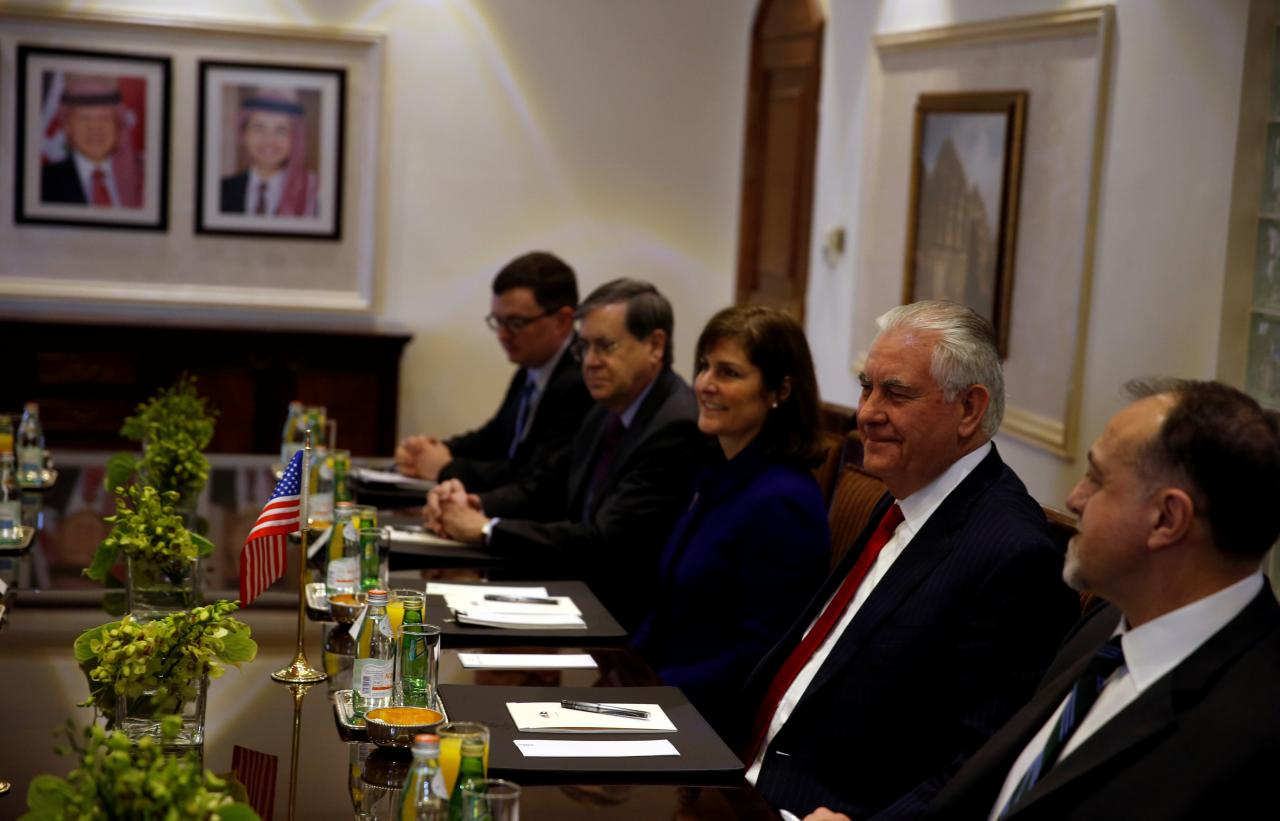 Jordan to secure fine-year US aid pledge: Jordanian official