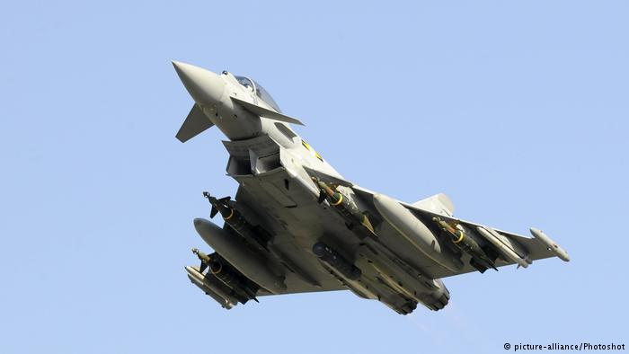 Saudi Arabia expected to buy 48 Typhoon jets from UK