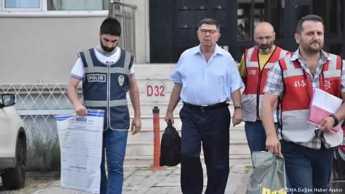Turkey releases Sahin Alpay on condition of house arrest