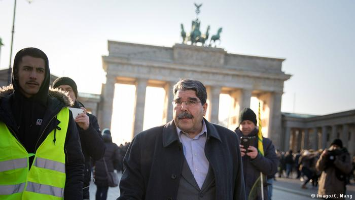 Turkey asks Germany to arrest and extradite former PYD co-chair Salih Muslim