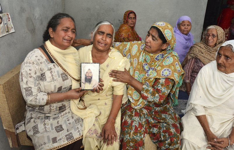 Iraq recovers bodies of 38 Indians abducted by IS in 2014