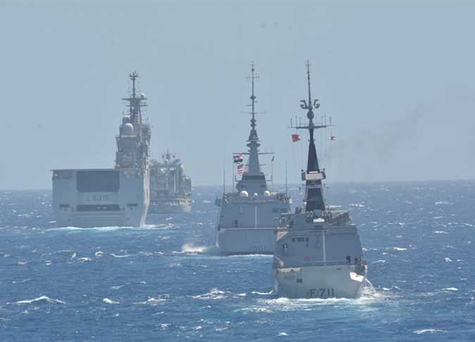 Egypt, France conclude joint naval exercise in Red Sea - Egypt Independent
