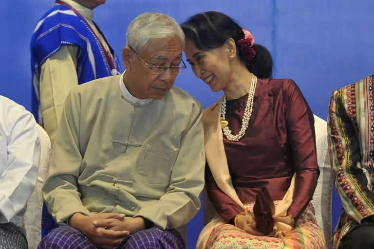 Myanmar President Htin Kyaw resigns, apparently due to ill health