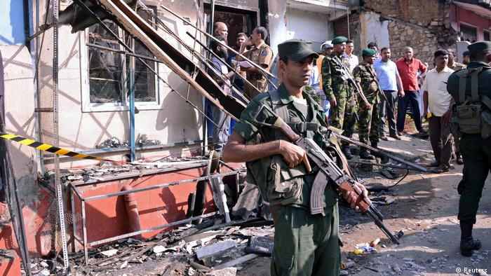 10 day long Emergency imposed in Sri Lanka