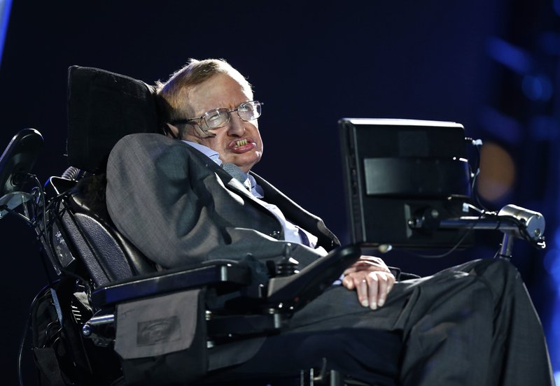 Facts about Stephen Hawkings