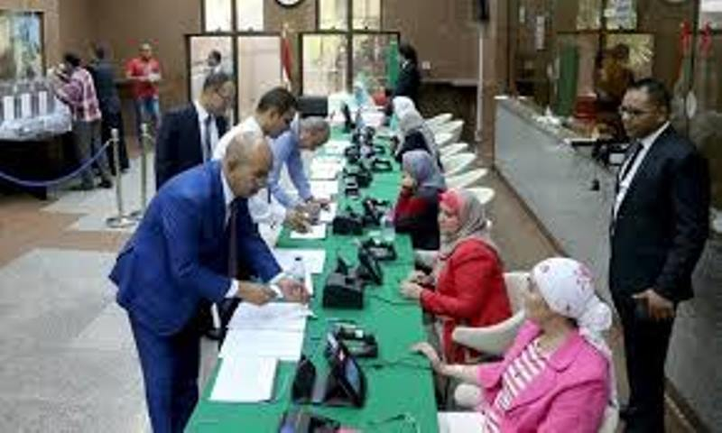 Results of presidential elections abroad dispatched to the NEC: diplomatic missions