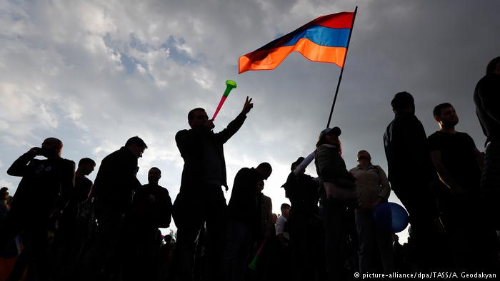 Armenia: Serzh Sargsyan resignation a blow to Russia foreign policy