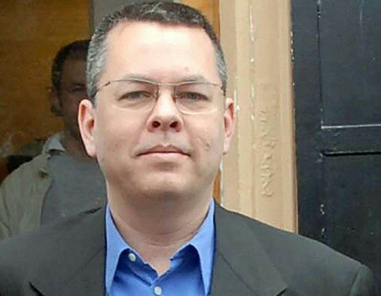 Detained American pastor goes on trial in Turkey